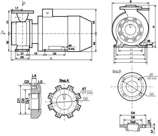 15с65нж клапан запорный стальной